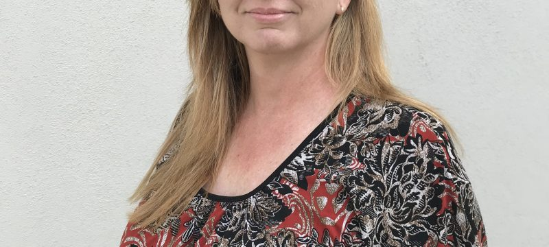 Melissa McGirr, Office Manager